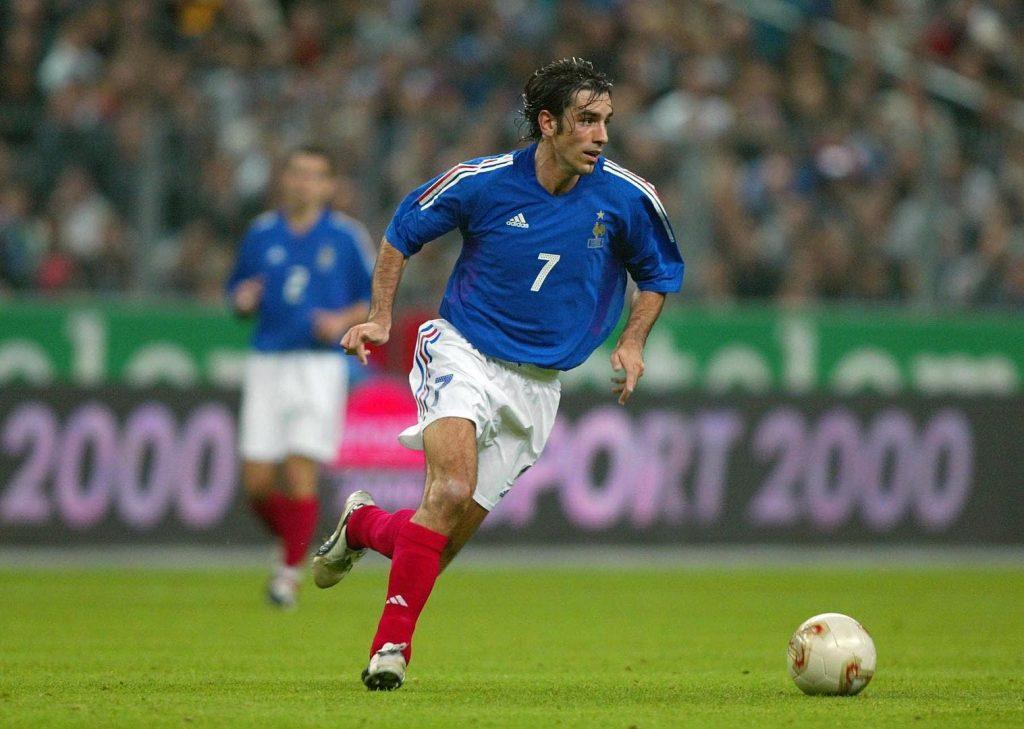 Robert Pires - France national football team